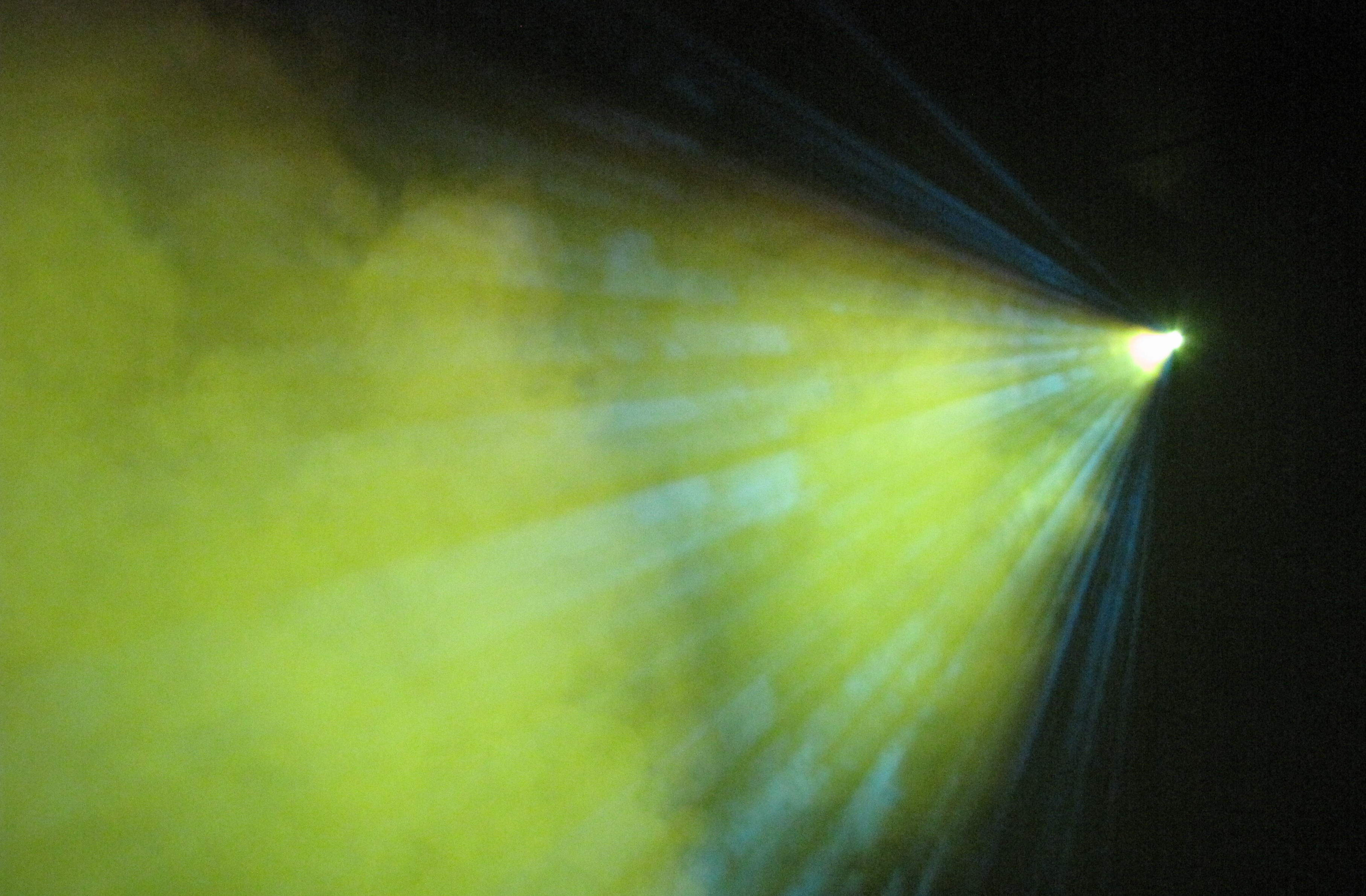 photo essay experiencing the ldquo horizon light rdquo uw college of arts sunny fog